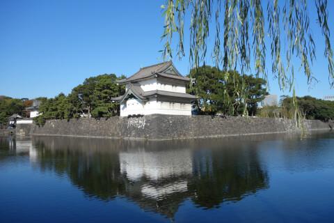 皇居 関東 おすすめ パワースポット