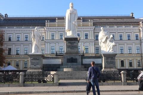 キエフのおすすめ観光スポット