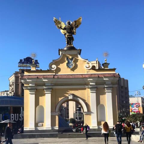 マイダン独立広場