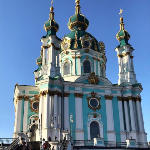 聖アンドリーイ教会