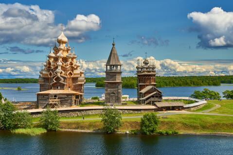 ロシアのおすすめ観光スポット、キジ島