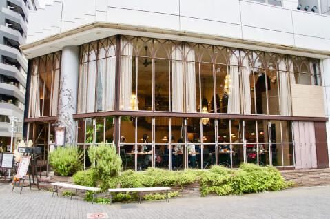 新宿 ディナー カフェ ラ・ボエム