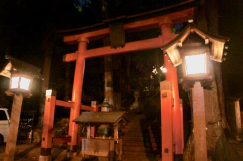 飛騨山王宮日枝神社1