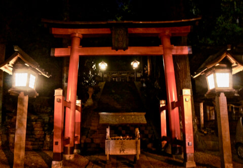 飛騨山王宮日枝神社2