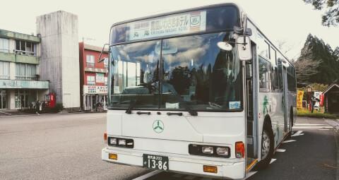 霧島神宮 バス