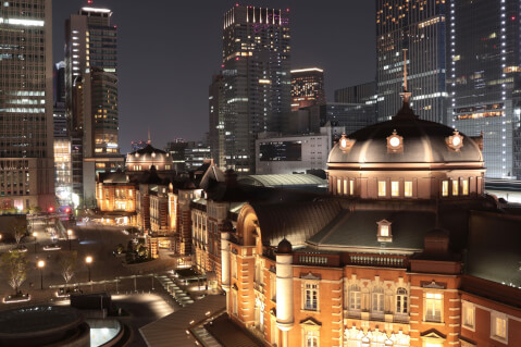 KITTE 東京駅