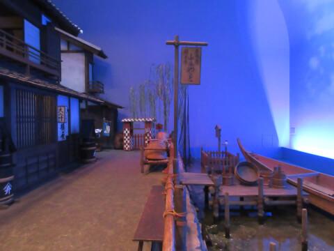 船着き場 深川江戸資料館
