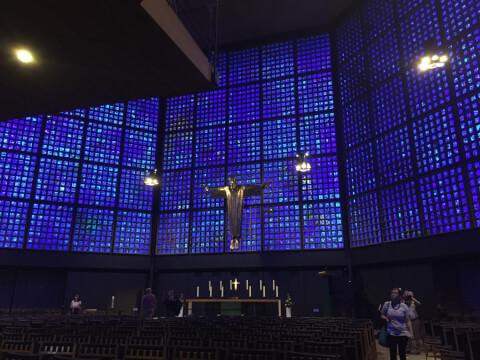 カイザーヴィるヘルム記念教会