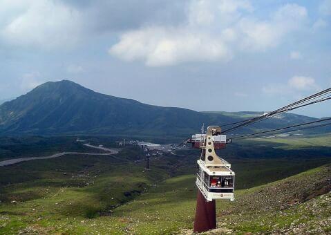 熊本観光 阿蘇山