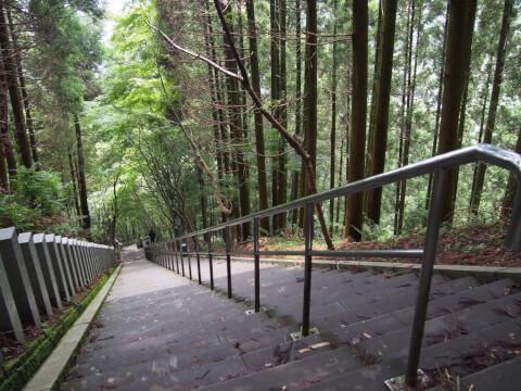 熊本観光 日本一階段