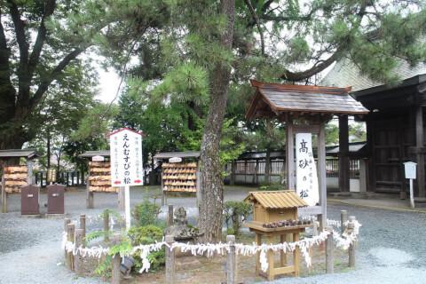 熊本観光 阿蘇神社