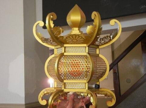 熊本観光 山鹿灯籠