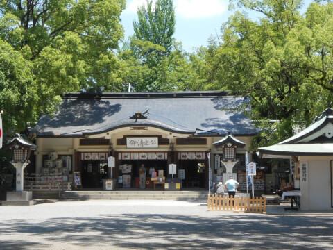 熊本観光 加藤神社