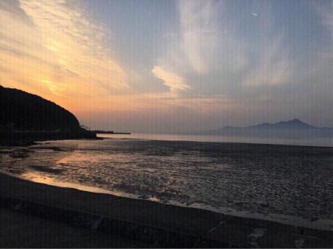 熊本観光 御輿来海岸