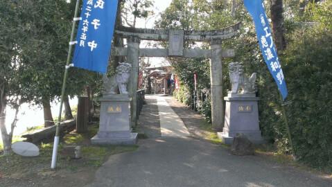 熊本観光 浮島