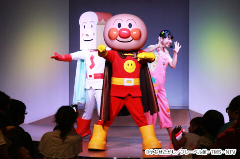 神戸 観光 おすすめ スポット アンパンマンミュージアム モール