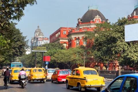 インドコカルタの交通手段