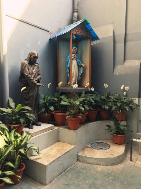 マザーハウス コルカタ マザーテレサ