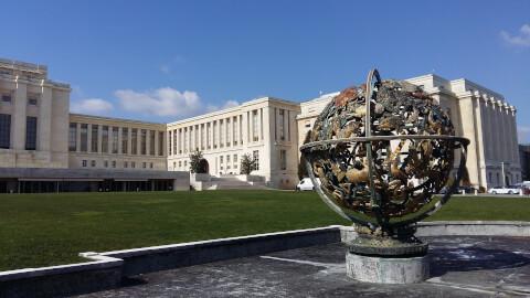 国際連合ヨーロッパ本部