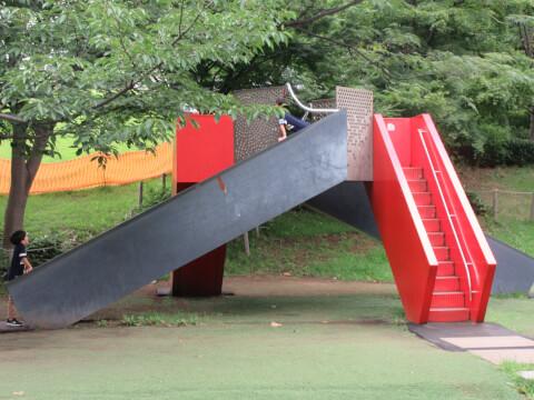 檜町公園 遊具