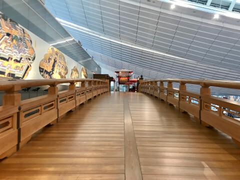 はねだ日本橋_羽田空港国際線ターミナル