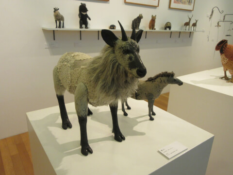 国立新美術館 動物