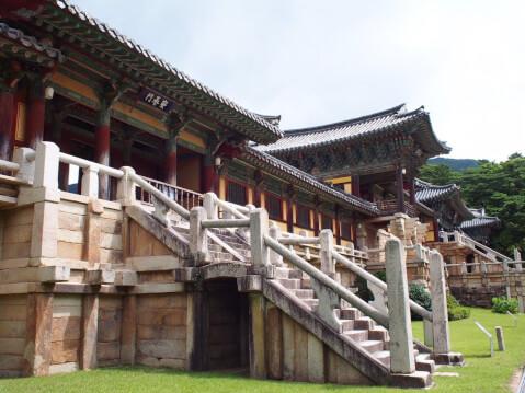 韓国 仏国寺