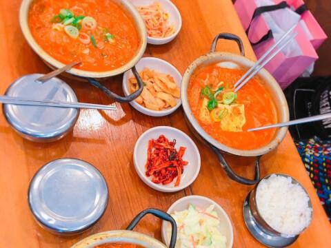 韓国 明洞