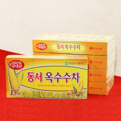 韓国 お土産 おすすめ コーン茶