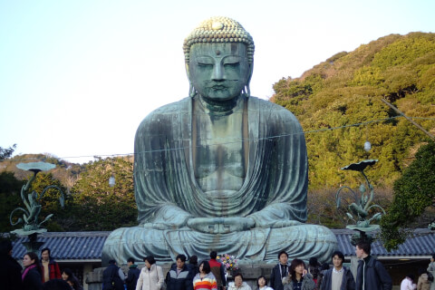 高徳院-鎌倉大仏