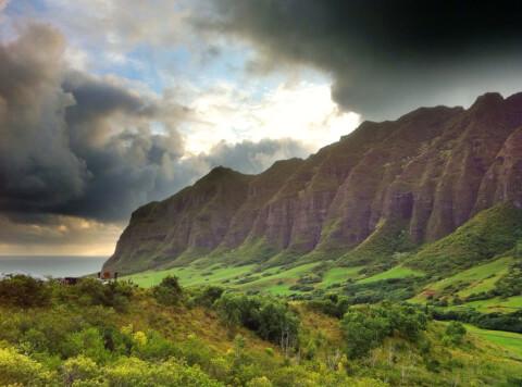 kualoa クアロア ランチ ハワイ ホノルル