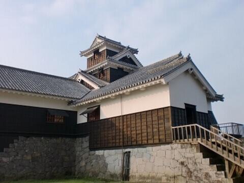 熊本城 飯田丸五階櫓