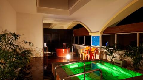 キャメルホテルリゾート浴場