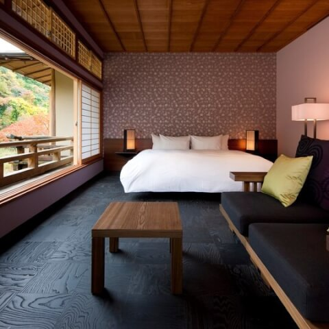 京都 旅館 宿泊 星のや 京都
