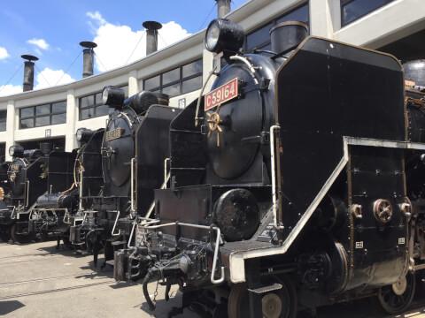 京都鉄道博物館 SL広場