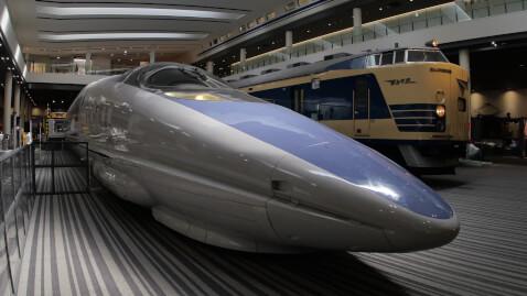 京都鉄道博物館 エントランス