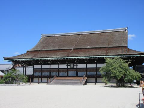 京都御苑 紫宸殿