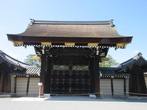 京都御苑 施設