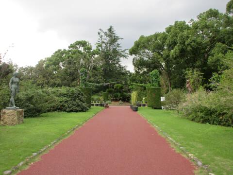 京都府立植物園 歴史