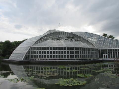 観覧温室 京都府立植物園