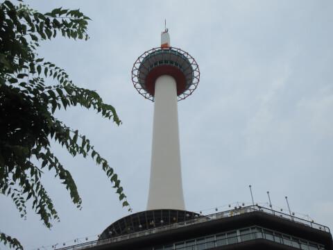 京都タワー 観光