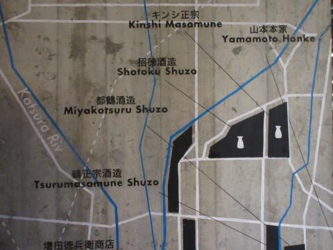 京都タワーサンド 地図