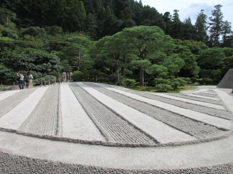 銀沙羅 銀閣寺