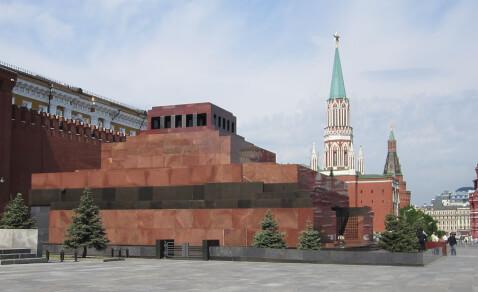 レーニン廟 Мавзолей Ленина ロシア 観光