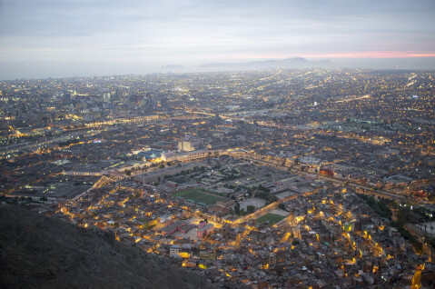 ペルー 観光 おすすめ lima リマ