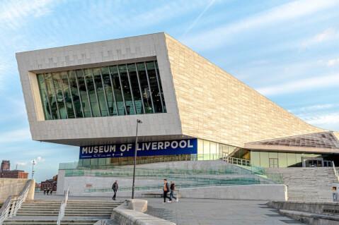 リヴァプール博物館