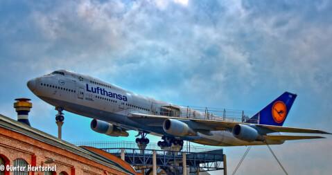 lufthansa ルフトハンザ航空 飛行機