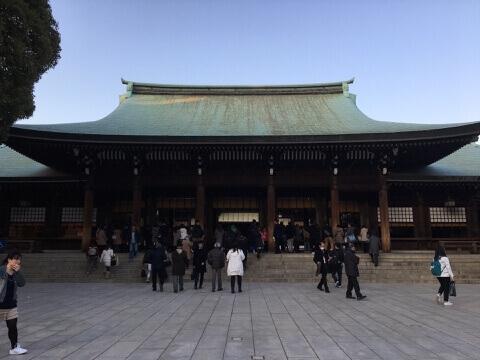明治神宮 関東 パワースポット