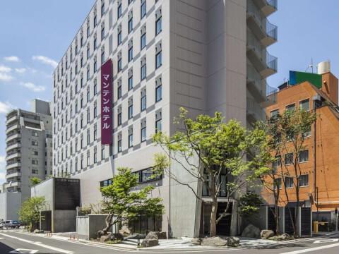 福井マンテンホテル 福井 ホテル