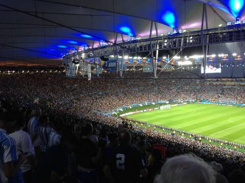 marakanan リオデジャネイロ エスタジオ・マラナカン Estadio do Maracana